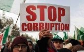 To reduce civic involvement is to allow corruption to fester and grow, said Transparency International.