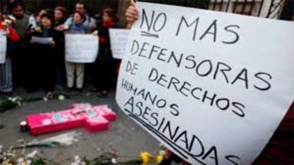 Colombia es uno de los países donde corren más riesgo los lideres sociales