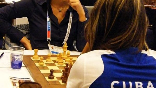 Ordaz, currently preparing for the international Capablanca in Memoriam competition, was named Woman International Master at the age of 15.