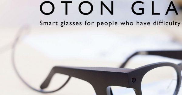 Resultado de imagen para gafas inteligentes que convierten el texto en voz