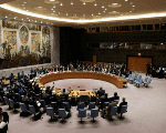 The United Nations Security Council has unanimously approved a resolution sponsored by Kuwait and Sweden calling for a 30-day ceasefire in Syria.