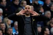Guardiola has until March 5 to respond to the federation's charge.