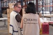 The OEA Observation Mission is arriving today to El Salvador.