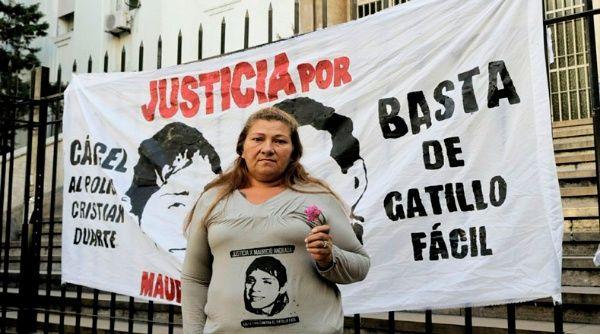 726 casos de gatillo fácil se han registrado en Argentina