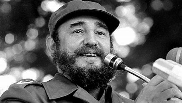 Late Cuban revolutionary leader Fidel Castro, who is being immortalised in a new London musical.