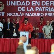 """Maduro: """"He lanzado el Petro  para lograr llenar con fuerza la necesidad financiera del país entero""""."""