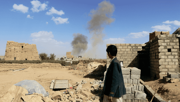 10,000 people have died in the war in Yemen.