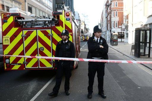 Las autoridades locales descartaron que el incidente tuviera relación con el terrorismo.