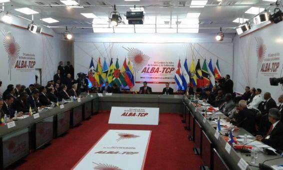 Las delegaciones asistentes reiteraron la importancia de la no injerencia en los asuntos internos y del respeto a la soberanía de los países.