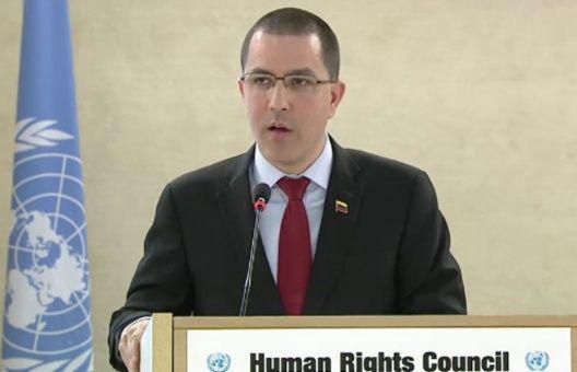 El Gobierno venezolano reiteró su compromiso con los derechos humanos tal y como lo establece su Constitución y los tratados internacionales.