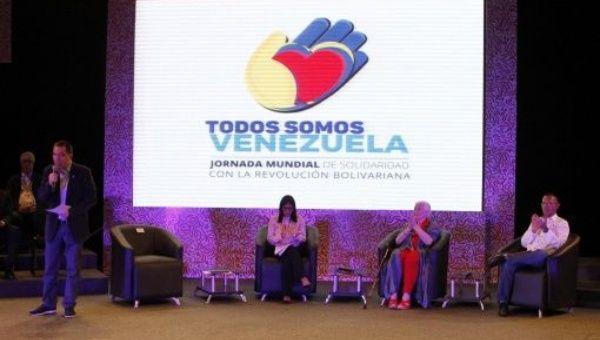 World Solidarity With Venezuela: