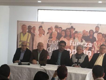 """El líder de la FARC fue sometido a una """"revascularización coronaria"""" y se recupera, sin embargo, ya no será candidato a la Presidencia de Colombia."""