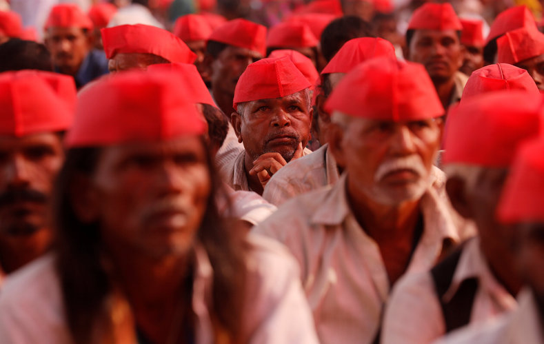 Farmers have been among the hardest-hit by the neoliberal government of Narendra Modi, with thousands of farmers taking their lives each year to escape crushing debt for their families.