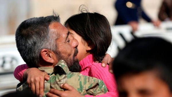 La guerra civil en Siria ha costado más de 511.000 vidas y 5 millones de refugiados.