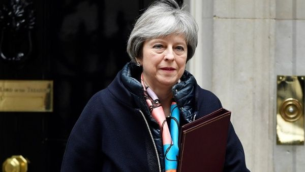 On Monday Theresa May implied Russia could be involved with the nerve agent attack on Sergei Skripal.