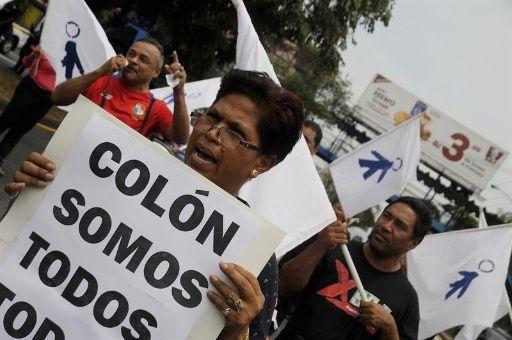 El Gobierno de Juan Carlos Varela ordenó la militarización en ciertas zonas del país.