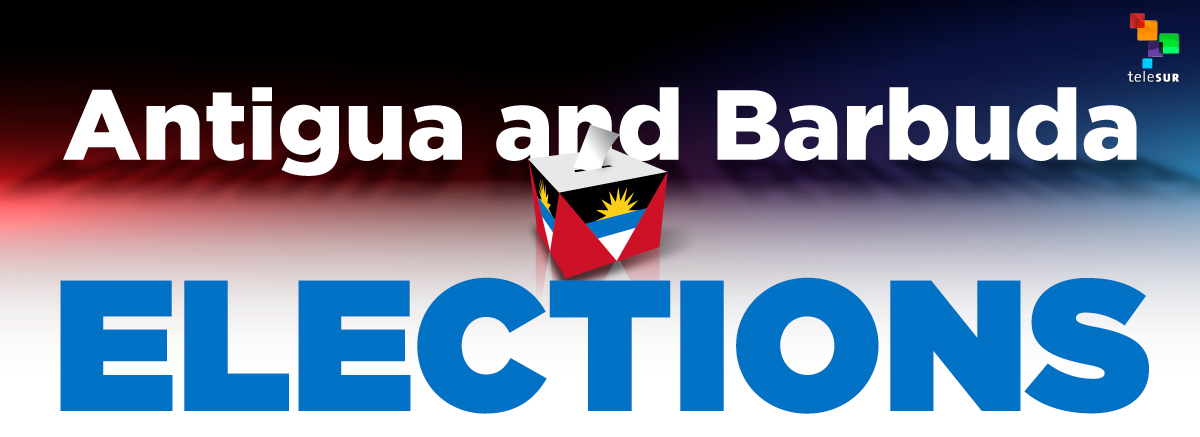 {2=Antigua Elections, 1=Antigua and Barbuda Holds General Elections}