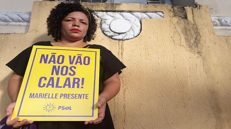 La concejal y luchadora social brasileña dedicó su vida a defender a los más vulnerables y denunciaba el abuso de la Policía en las barriadas más pobres del país.