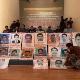 """""""El informe de la (ONU) nos da la razón, el Gobierno ha mentido en toda la investigación"""", denunciaron los padres de los normalistas desaparecidos."""