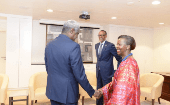 Members of the AU meet ahead of the African Continental Free Trade Area, CFTA, agreement.