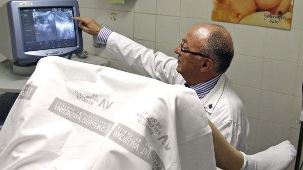 El sangrado anormal es una señal de cáncer de cérvix