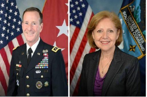 El Comando Sur cuenta con más de 1.201 personas, entre militares y civiles.