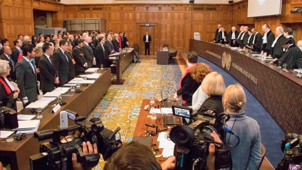 Risultati immagini per La Haya emite el lunes histórico fallo sobre el juicio marítimo de Bolivia contra Chile