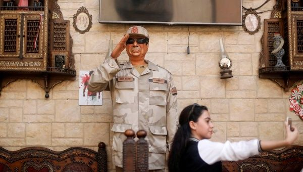 Voting In Egypt Presidential Election Enters Final Day