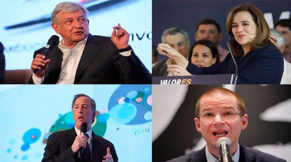 Elecciones presidenciales de México serán vigiladas por más de 900 observadores extranjeros