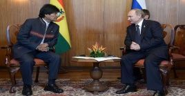 Morales reiteró que las acusaciones realizadas contra Rusia son sin pruebas de su supuesta participación en el envenamiento del exespía Skripal.