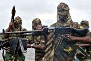 The fighters targeted the sites in Nigeria's Borno State.