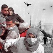 O mundo grita com o sionismo: Assassinos !!!