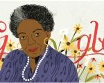 Angelou's work explored issues of racism and identity.