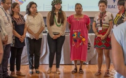 Indigenous youth and indigenous women