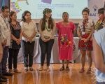 Indigenous youth and indigenous women's networks present their contributions at the first meeting of high authorities of Ibero-America with Indigenous populations.