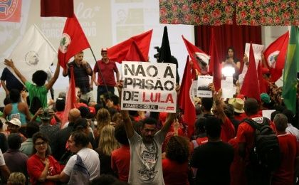 A Lula supporter
