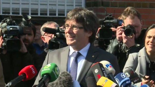 Puigdemont deberá permanecer el Alemania hasta que se decida el pedido de extradición por el gobierno español