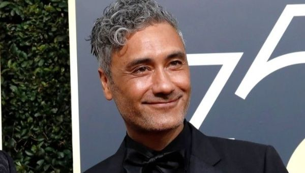 New Zealander director Taika Waititi