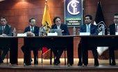 El contralor Pablo Celi se basa en la implementación del Decreto Ejecutivo 1218 para señalar a Correa y sus exministros.