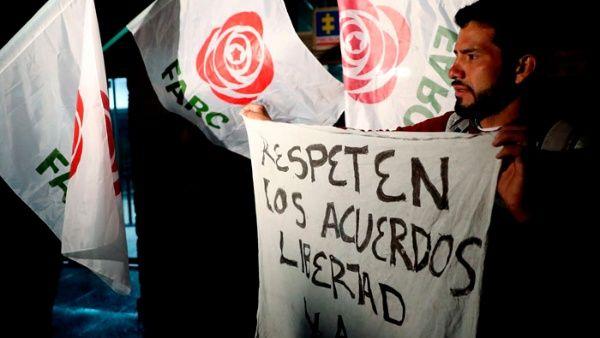 Colombia: ¿Detención de Jesús Santrich viola el Acuerdo de Paz ...