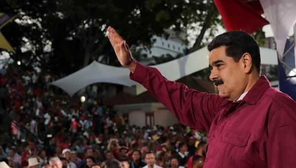 "Venezuelan President Nicolas Maduro had initially vowed to attend the summit ""come rain or shine, by air, land, or sea."""