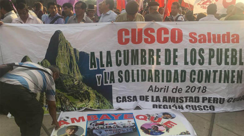 Los manifestantes exigieron la libertad del expresidente brasileño Luiz Inácio Lula da Silva, una medida que consideran injusta. .