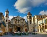 The cultural event honors the era surrounding the founding of the ancient city of San Cristobal de La Habana.
