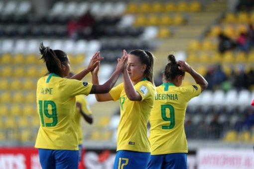 Las brasileñas parten como favoritas para ganar la competición