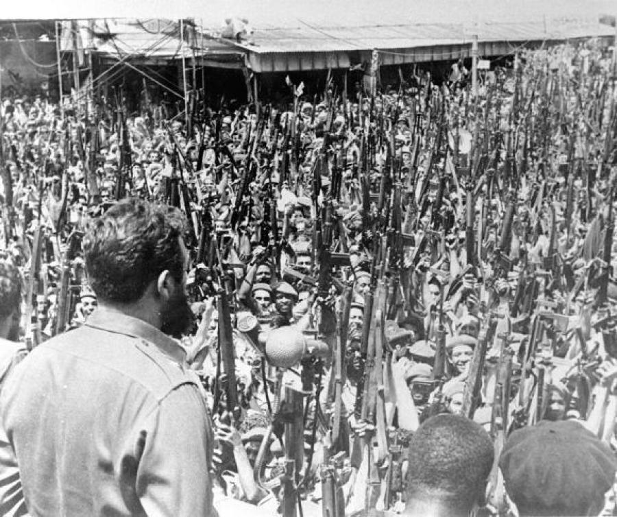 Fidel Castro y el carácter socialista de la Revolución Cubana