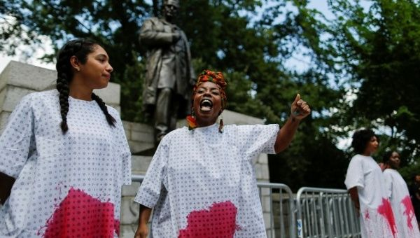NY Lifts Statue of Doctor Who Used Black Enslaved Women as Cobayes