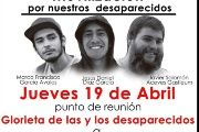 Friends, family and classmates are planning a peace march in Guadalajara starting at the Roundabout for the Disappeared at 6:00pm on Thursday.