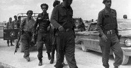 Cincuenta y siete años después, los cubanos celebran su victoria.