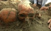 Conchalito beach, where the remains were found, is an archaeological treasure trove with at least 60 burial sites.