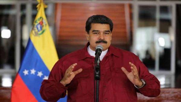 """Nicolás Maduro asegura que los venezolanos votarán el 20 de mayo """"llueva, truene o relampaguee"""""""